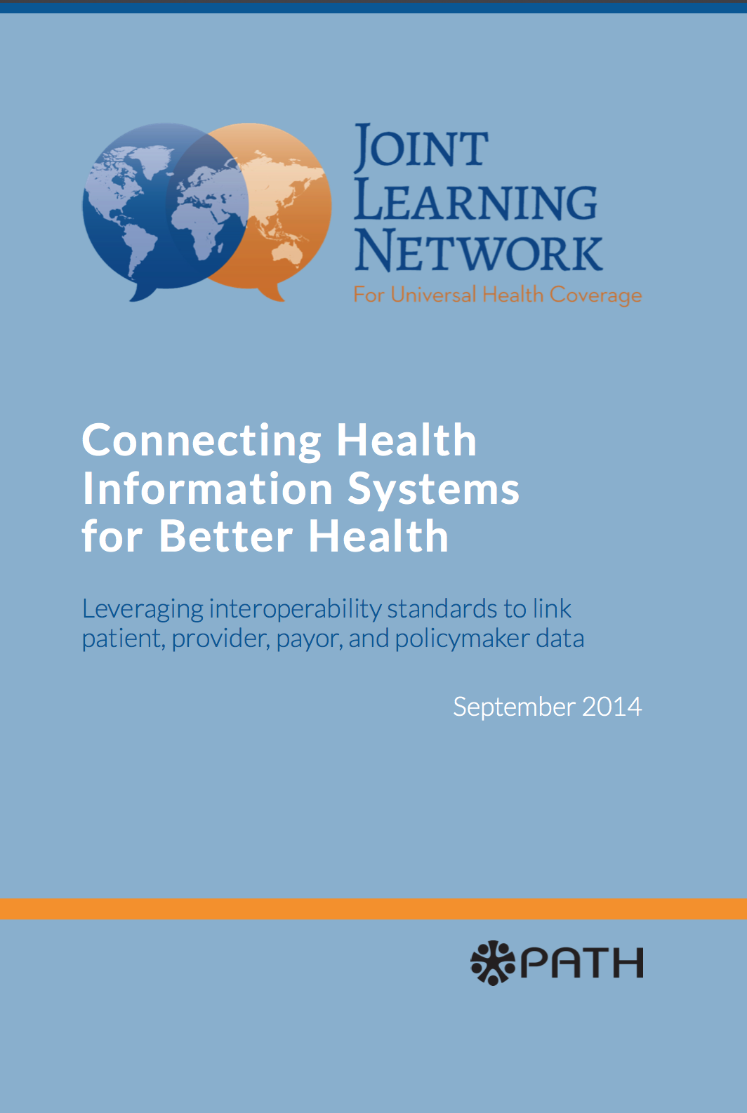 Cover image for Connecting Health Information Systems for Better Health