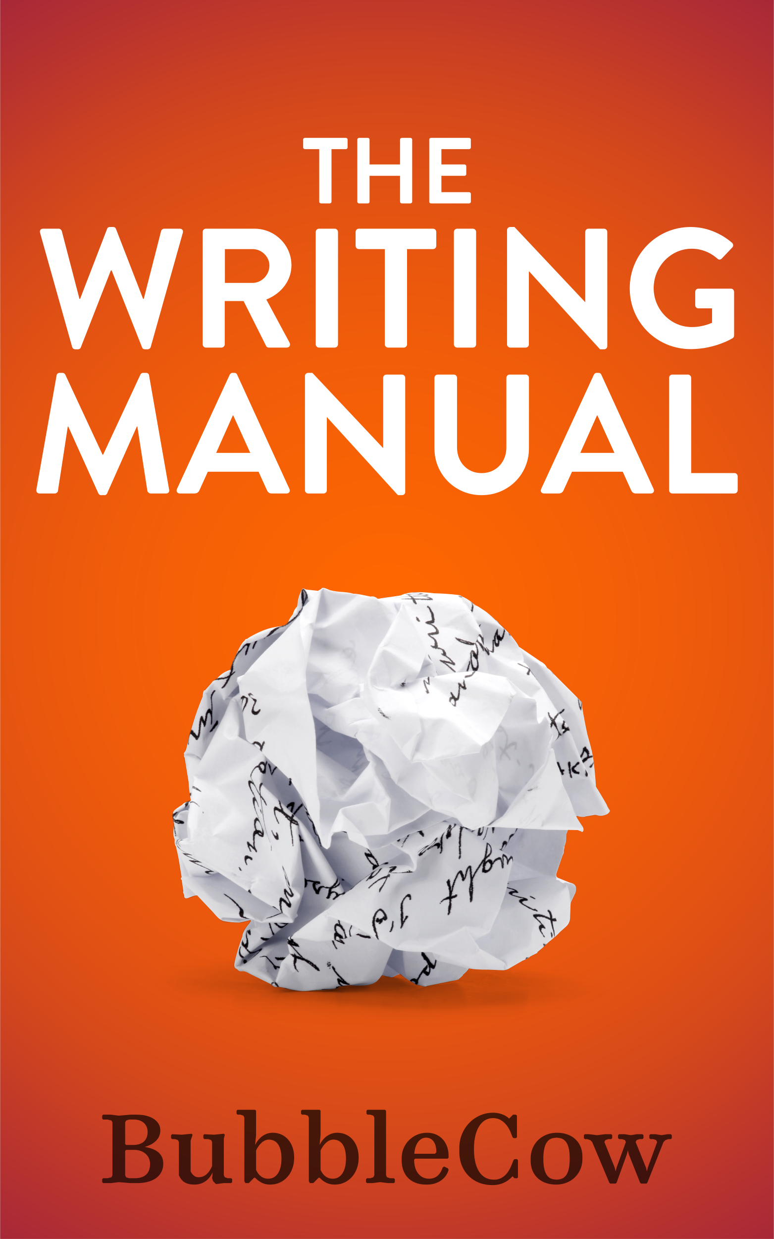 Cover image for The Writing Manual
