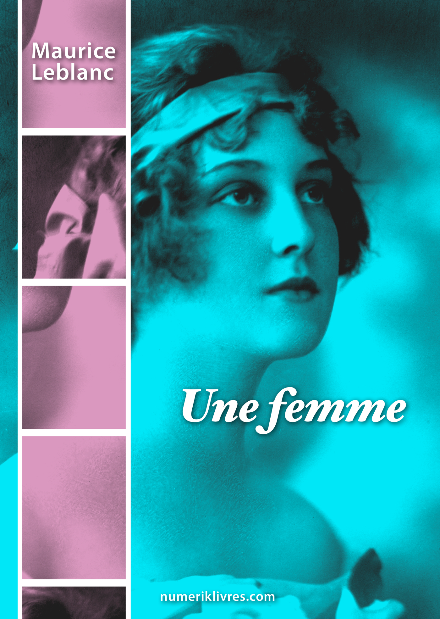 Cover image for Une femme