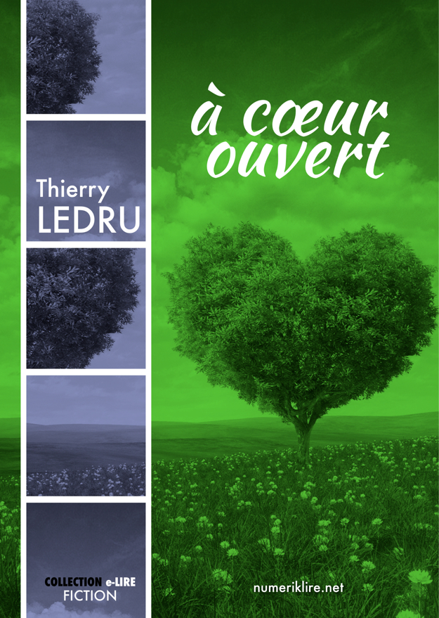 Cover image for À coeur ouvert