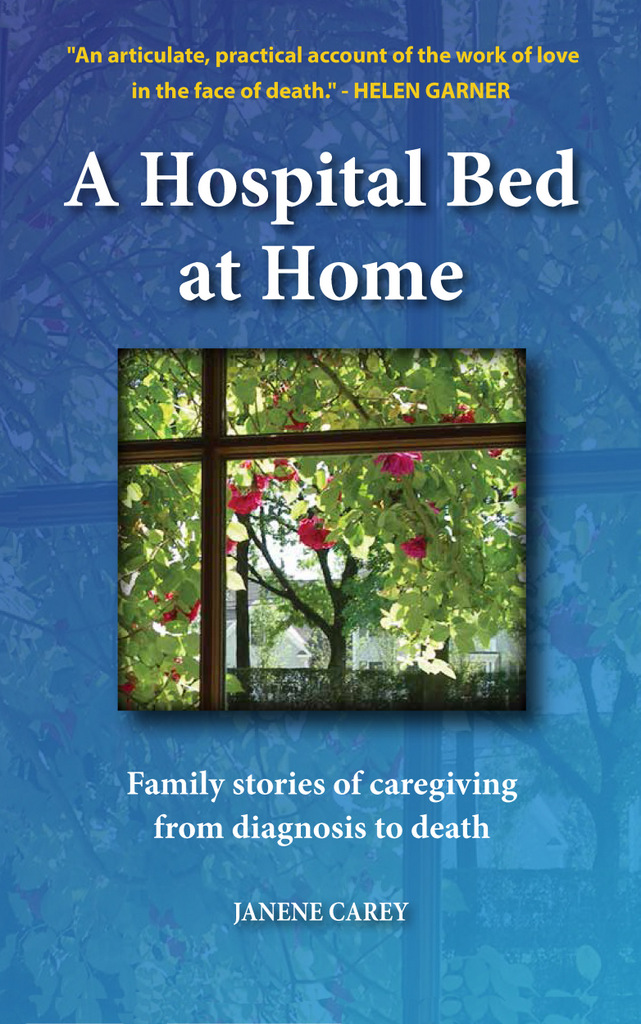 Cover image for A Hospital Bed at Home