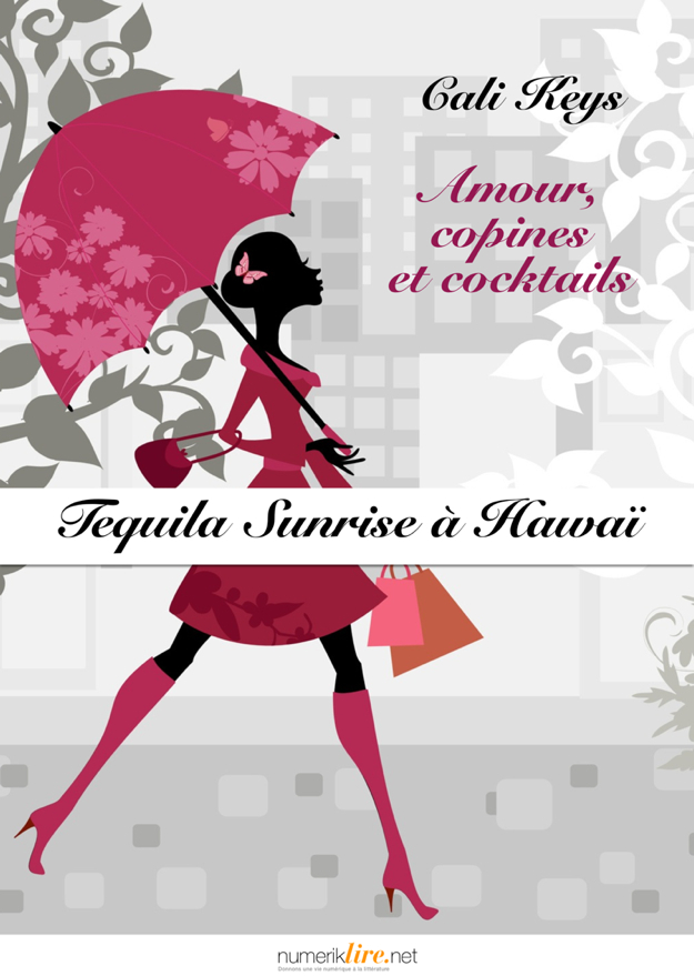 Cover image for Amour, copines et cocktails