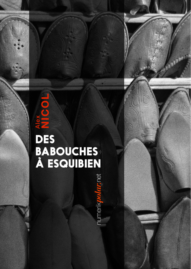Cover image for Des babouches à Esquibien