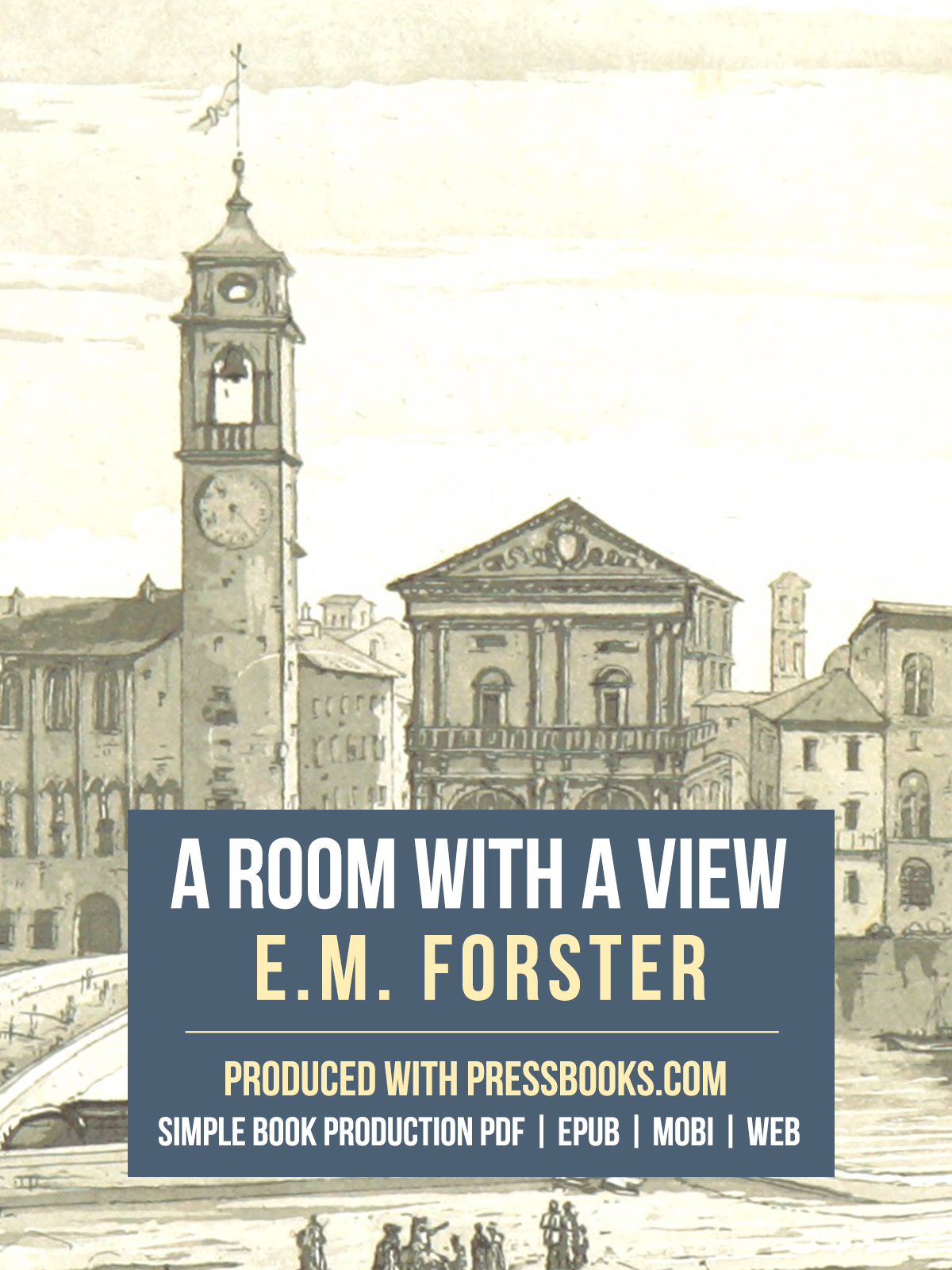 Cover image for A Room with a View