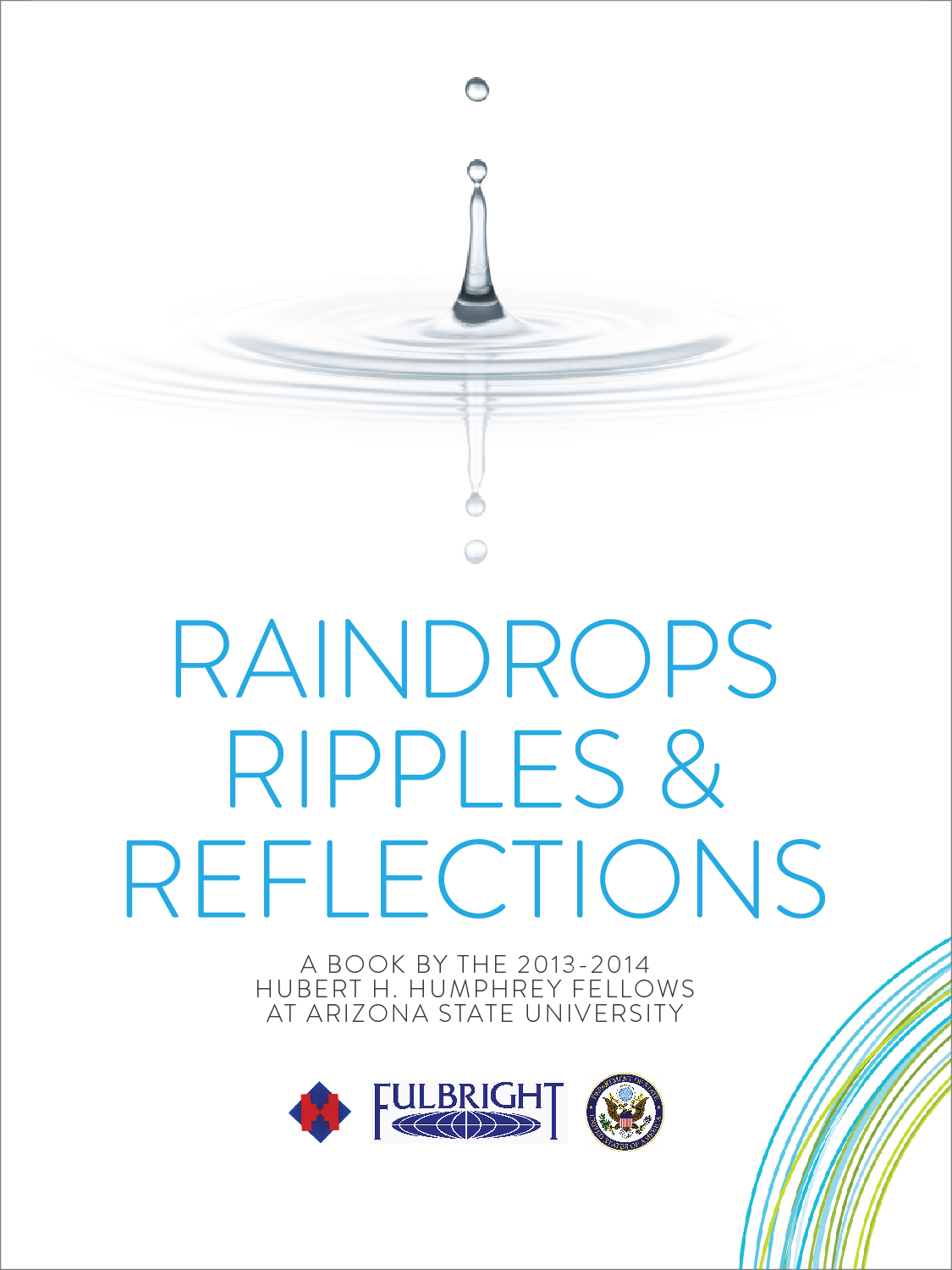 Cover image for Raindrops Ripples & Reflections