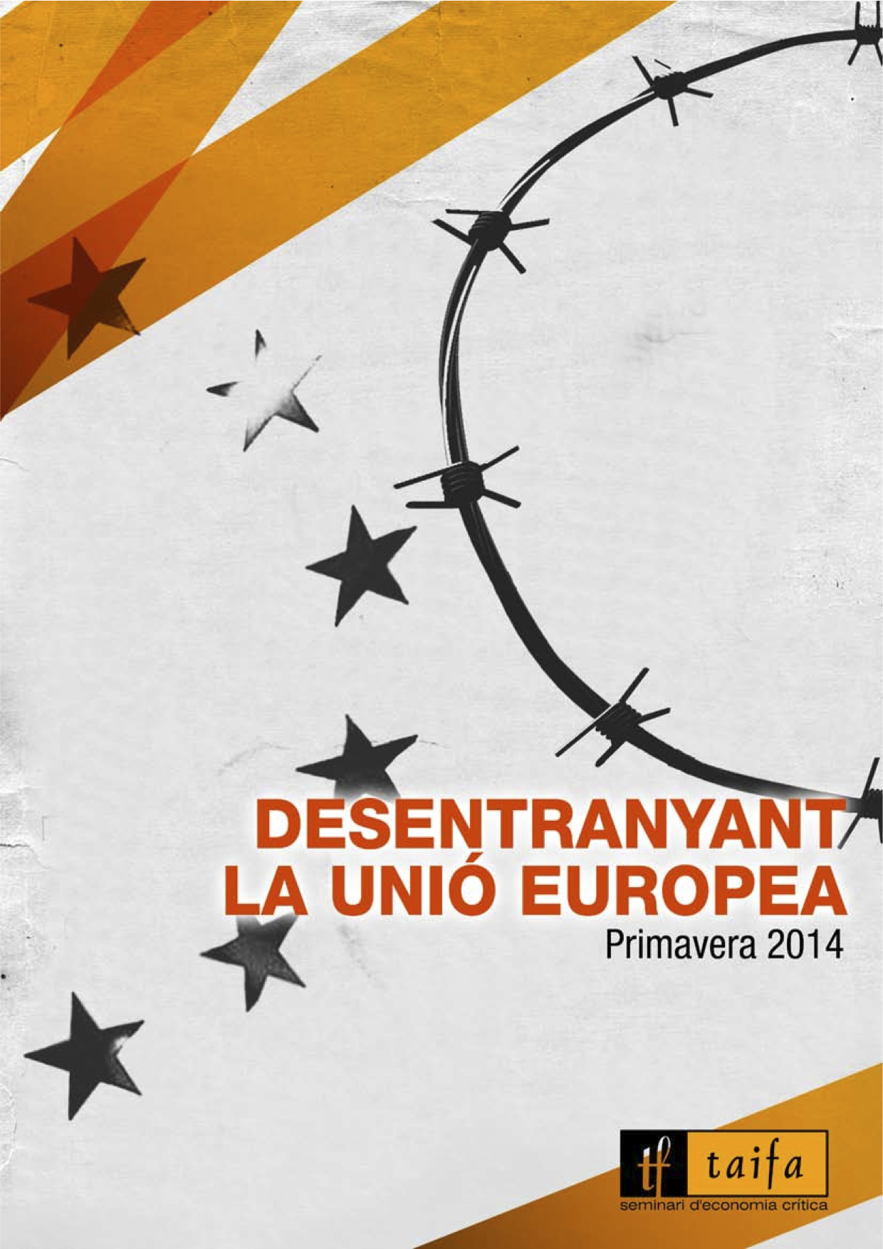Cover image for Desentranyant la UE - Avançament
