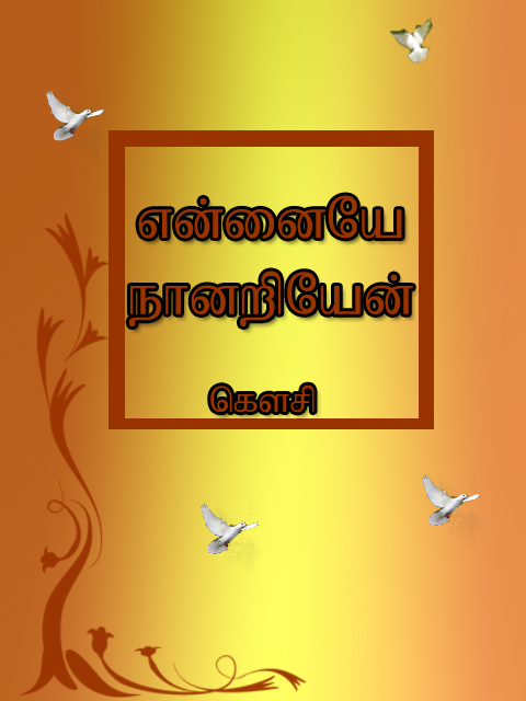 Cover image for என்னையே நானறியேன்