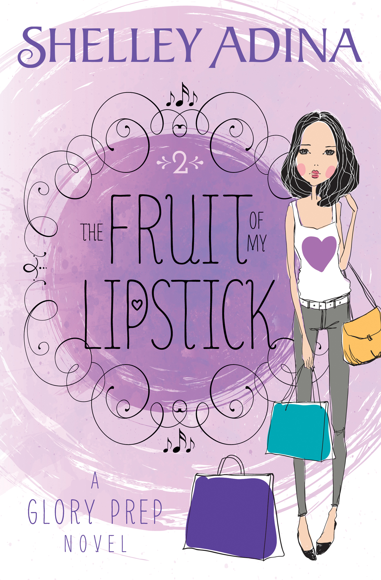Cover image for The Fruit of My Lipstick