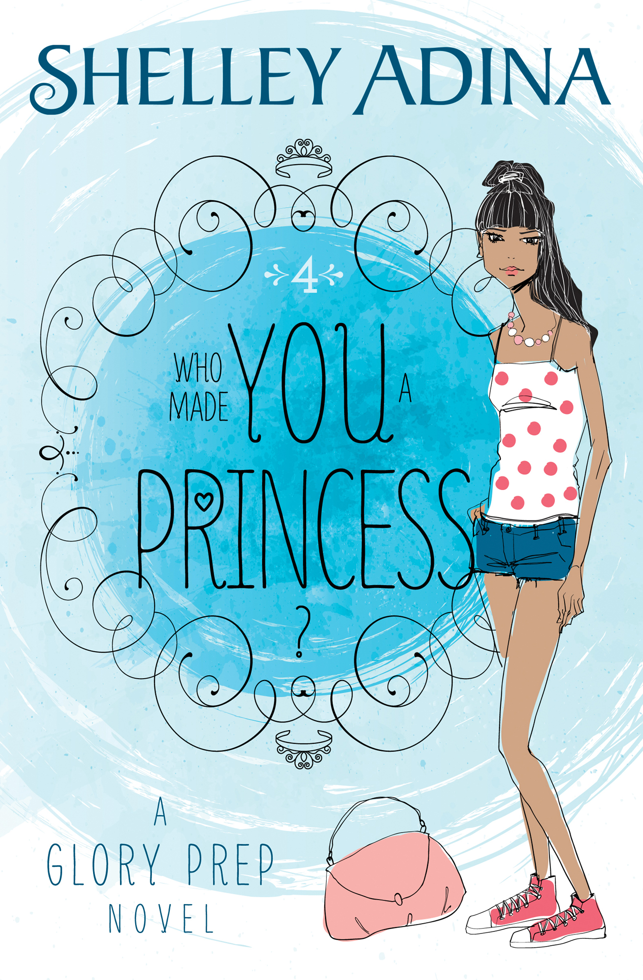 Cover image for Who Made You a Princess?
