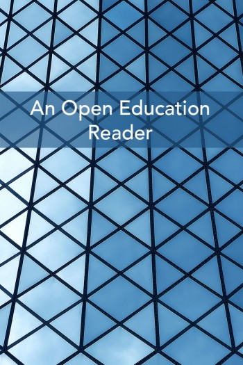 Cover image for An Open Education Reader
