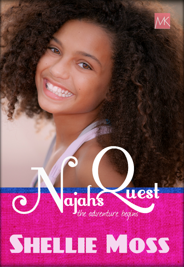 Cover image for Najah's Quest