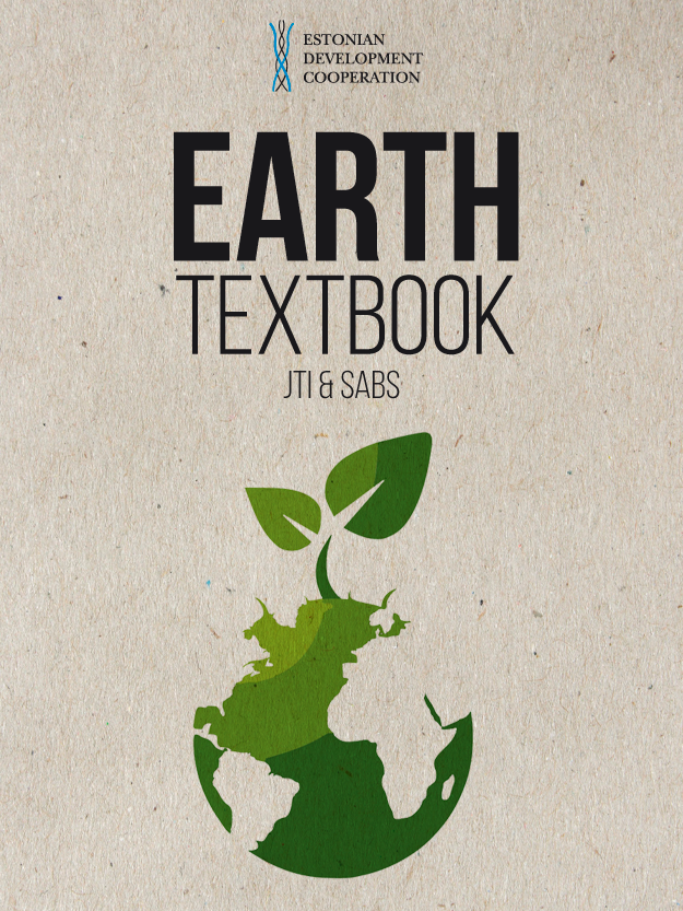 Cover image for Earth textbook