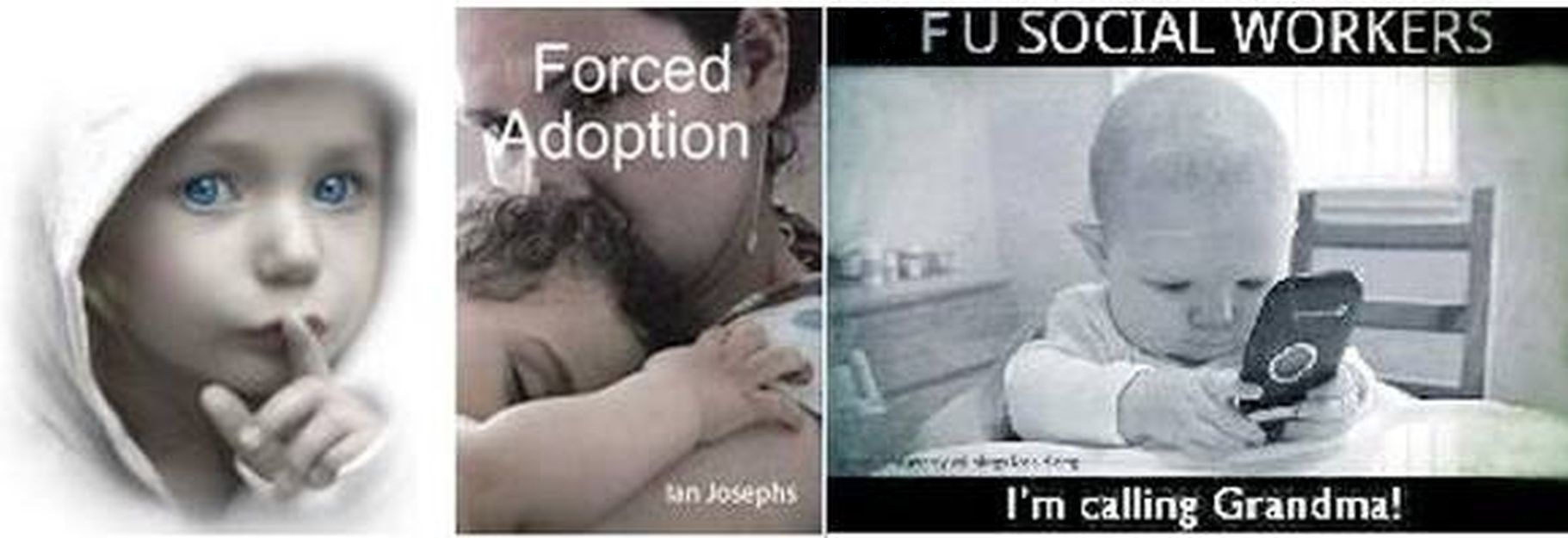 Cover image for The European Dimension of Forced Adoptions