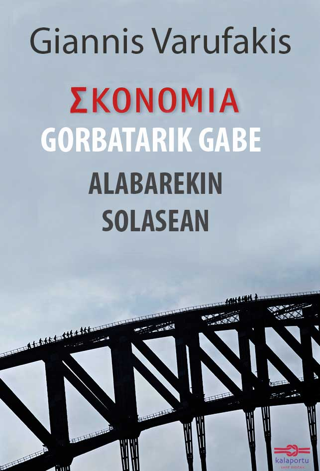 Cover image for Ekonomia gorbatarik gabe