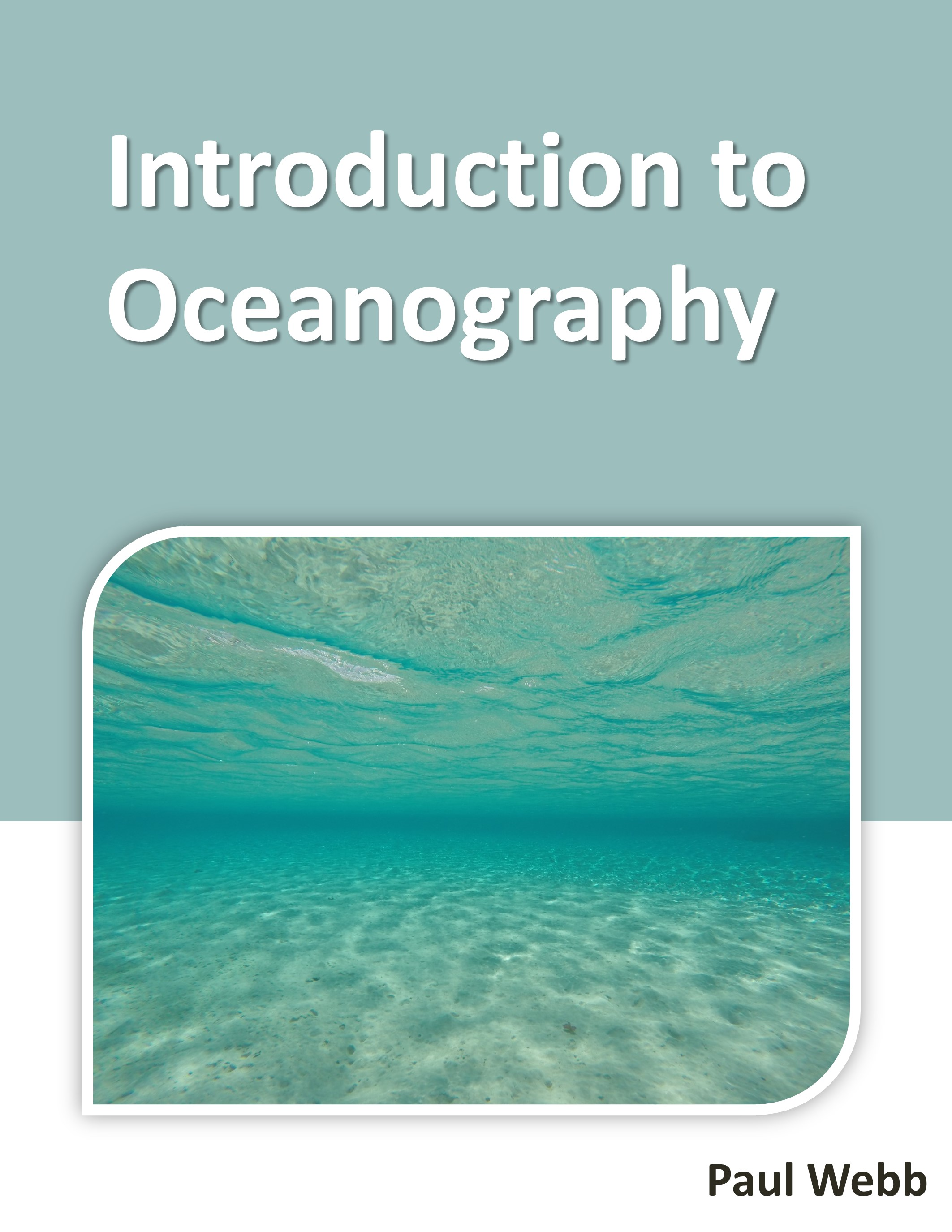 Cover image for Introduction to Oceanography