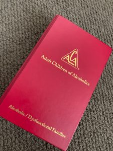Adult Children of Alcoholics and Dysfunctional Families Red Book