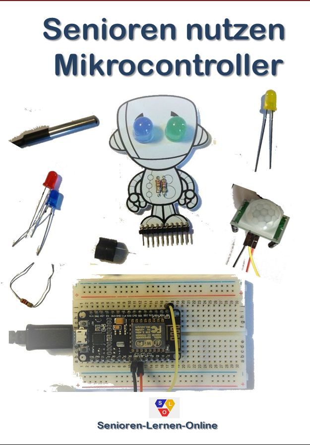Cover image for Senioren nutzen Mikrocontroller