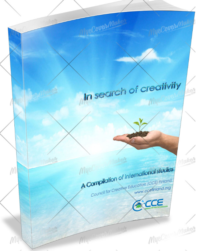 Cover image for In Search of Creativity: A compilation of international studies
