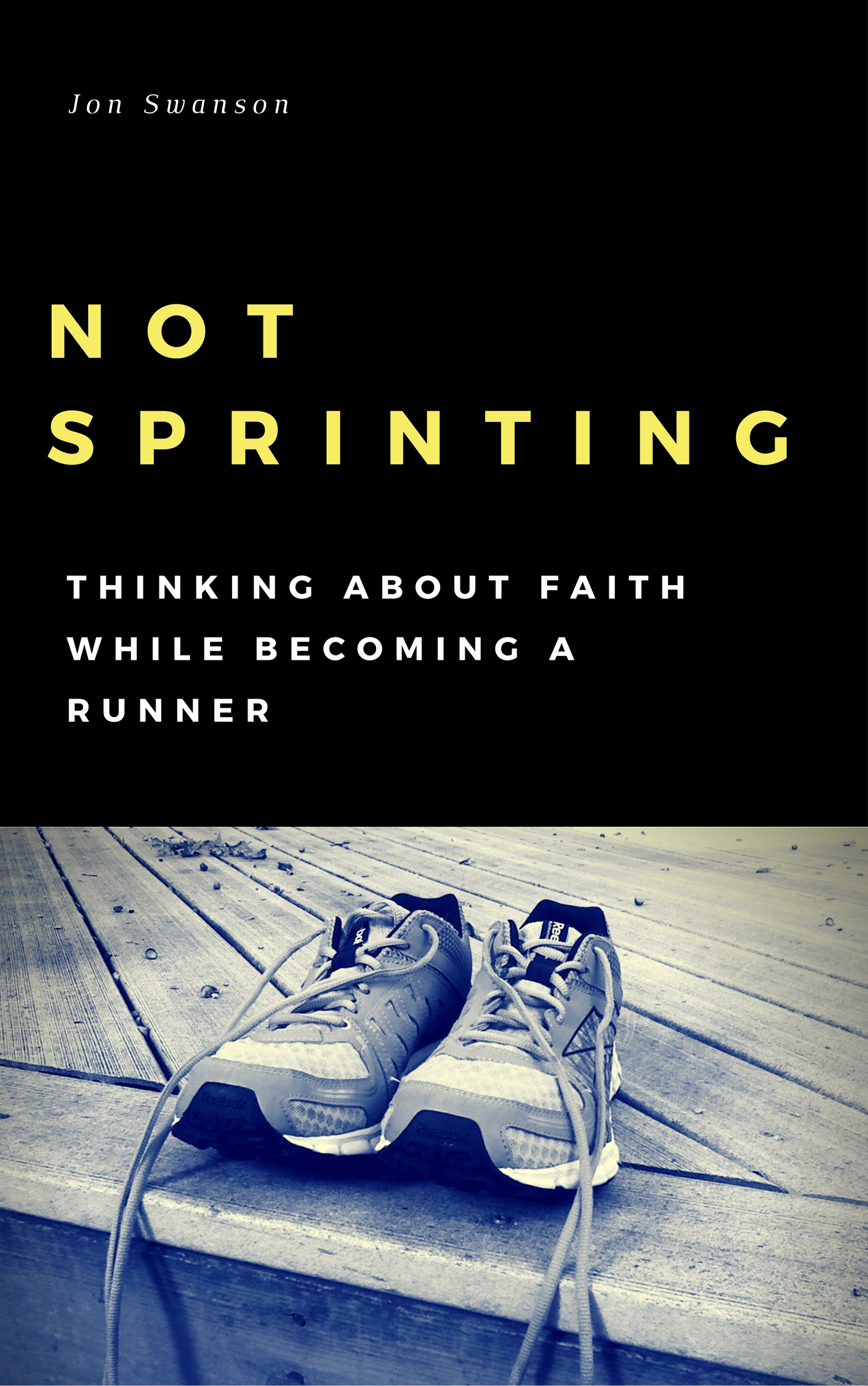 Cover image for Not Sprinting