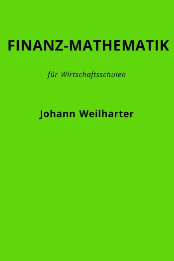 Cover image for Finanz-Mathematik