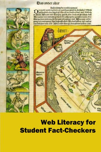 Cover image for Web Literacy for Student Fact-Checkers