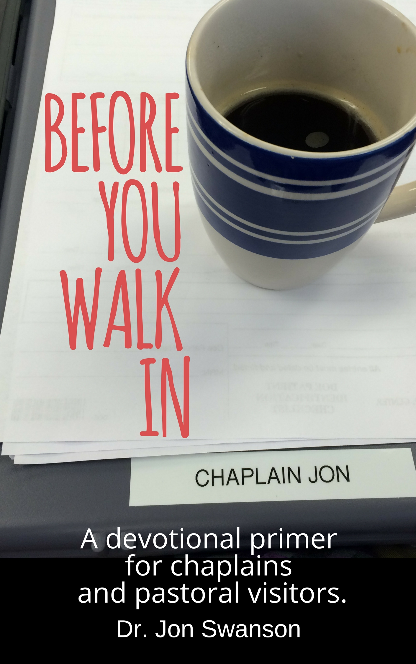 Cover image for Before You Walk In