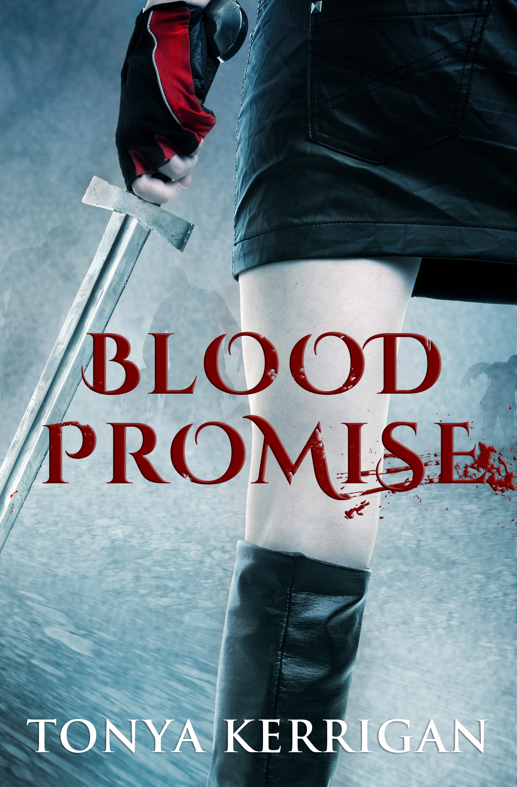 Cover image for Blood Promise