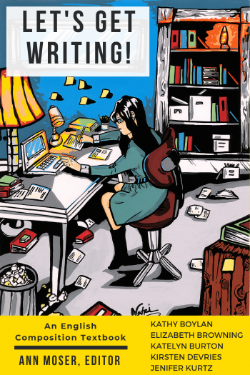 Cover image for Let's Get Writing!