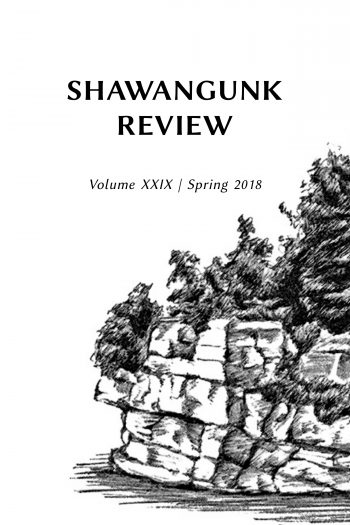 Cover image for Shawangunk Review Volume XXIX