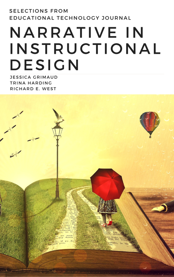 Cover image for Narrative in Instructional Design