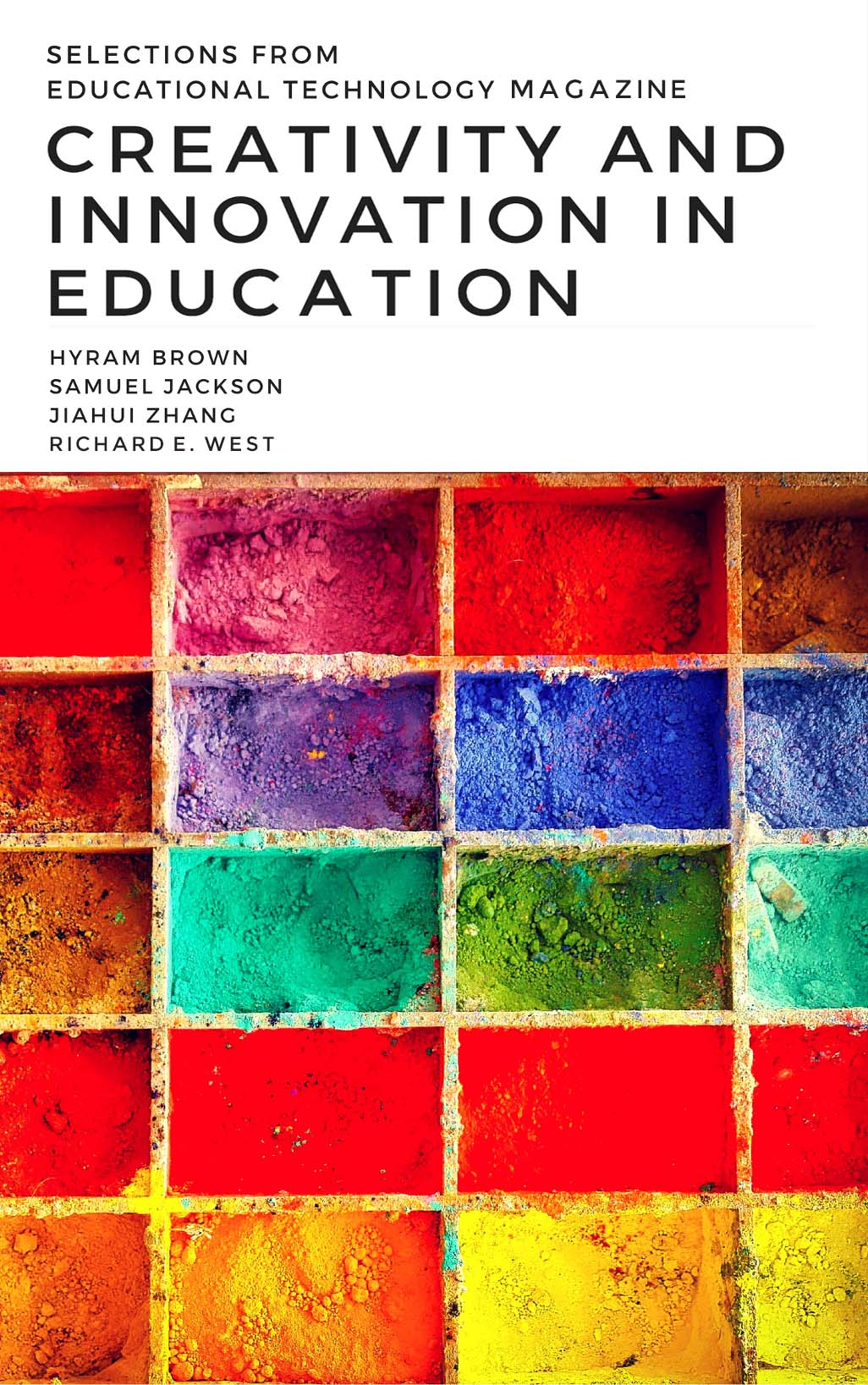 Cover image for Creativity and Innovation in Education