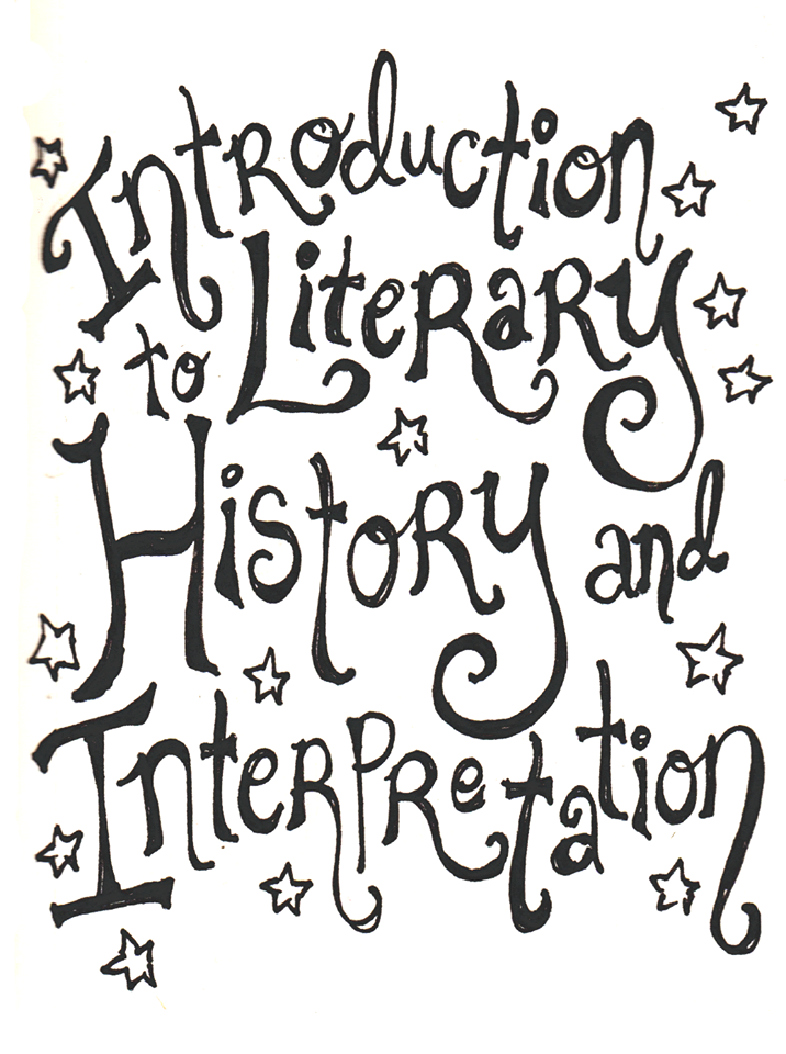 Cover image for Introduction to Literary History and Interpretation